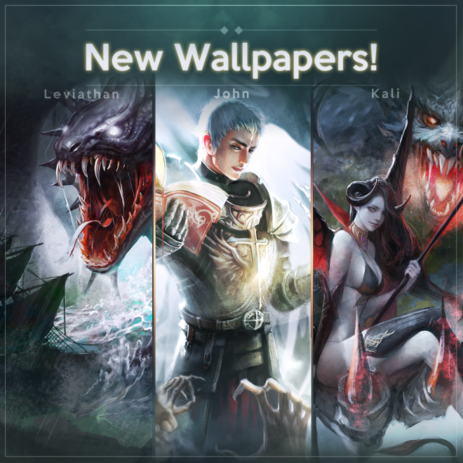 Dragon Chronicles: Open Forum - 🆙New Cards Wall Papers 📱 are ready for you!   image 2