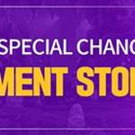 Don't miss this special chance! Reinforcement Store!