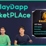 Using the PlayDapp Marketplace