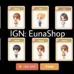 IGN: EunaShop  MISSION COMPLETE