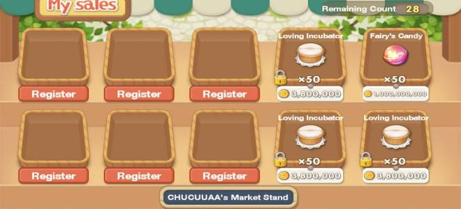 My Secret Bistro: ● Open Forum - Sell candy for incubator low price image 2