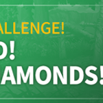 Gold Quest Challenge! Shiny Gold! Sparkly Diamonds!