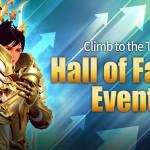 [Event] Hall of Fame Event